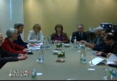 Geneva Negotiations Table