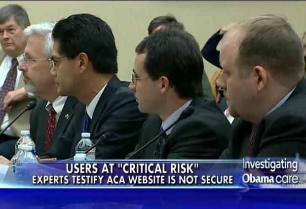 Healthcare.gov cyber security Greta 11-19-2013
