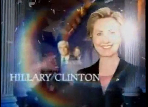 Hillary Clinton 2008 AFL CIO Debate intro