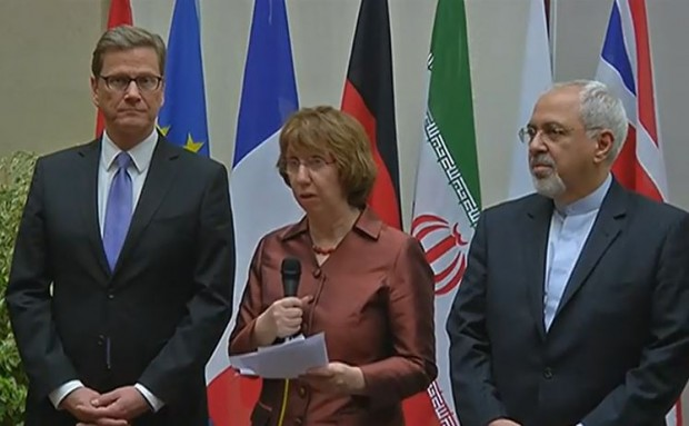 Iran Geneva Deal Announcement