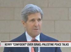 John Kerry Confident Peace Talks