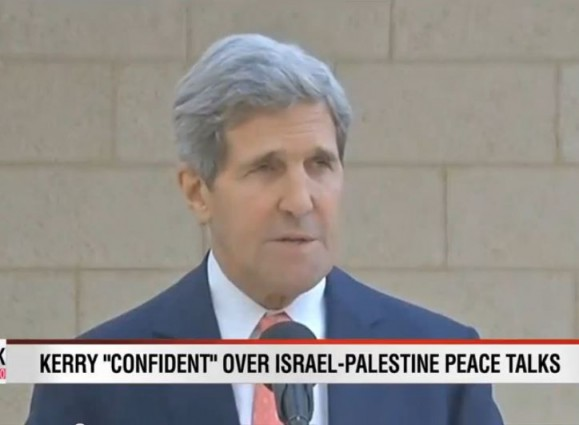 John Kerry Confident Peace Talks