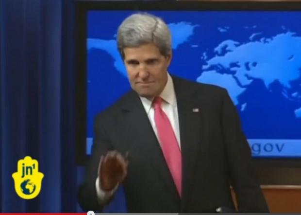 John Kerry Geneva