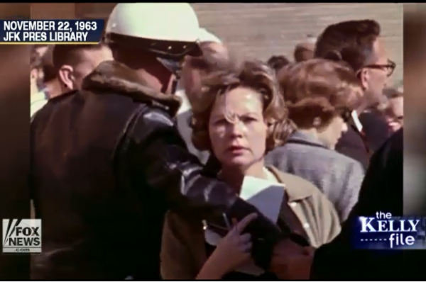 Kennedy Assassination screen shot kelly file