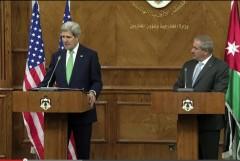 Kerry Talks Israel Palestinian