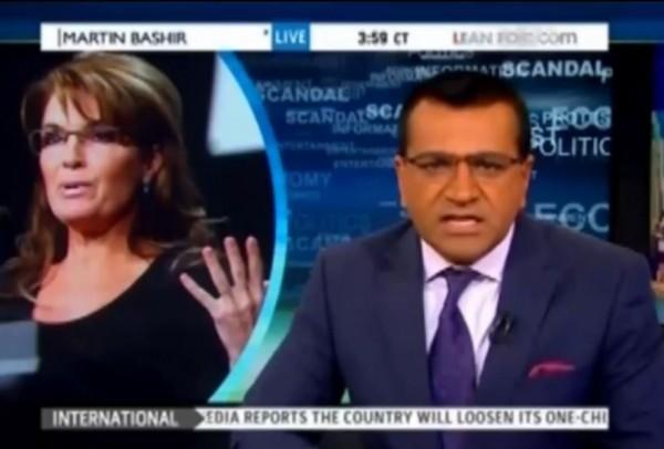 Martin Bashir Sarah Palin