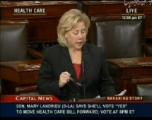 Mary Landrieu Vote Yes Obamacare