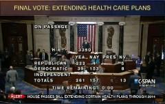 Upton Bill final vote