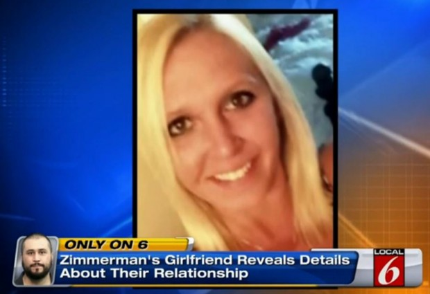 Zimmerman Girlfriend Interview