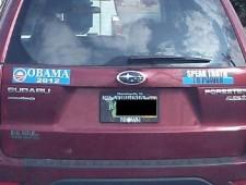 Bumper Sticker - Virginia - Truth to Power