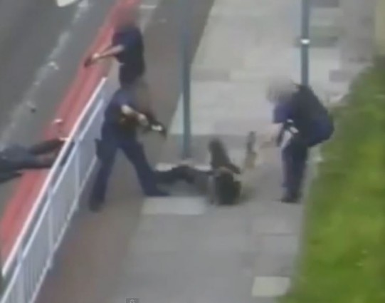 Capture of Lee Rigby murderer Michael Adebowale