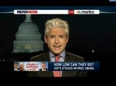 David Brock Media Matters Al Sharpton Show