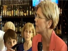 Elizabeth Warren Video - Lashes out at reporters over Native American Controversy