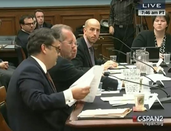 House Judiciary Hearing Faithful Execution of Laws 12-3-2013
