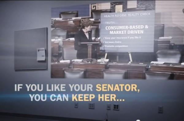If You Like Your Senator Shaheen Video