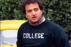John Belushi Animal House College Shirt