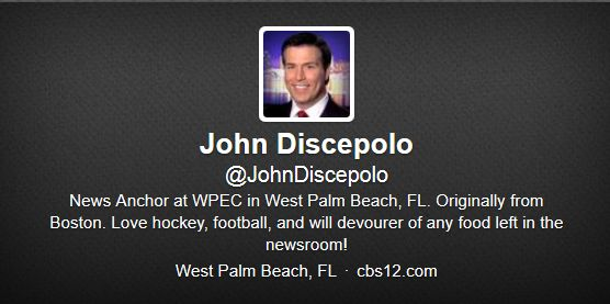 WPEC CBS 12 News | Tweet | Threat | Arrest