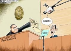 NSA Unconstitutional Cartoon