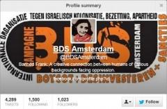 Twitter @BDSAmsterdam Profile