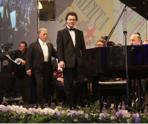 Yvgeny Kissin Concert