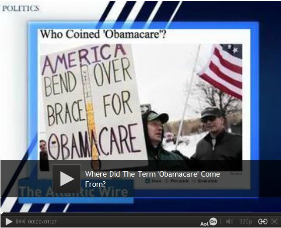 obamacare-who-invented-word-video