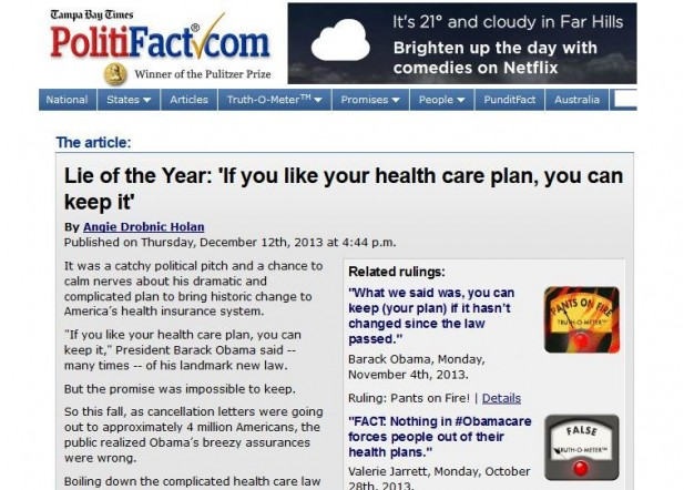 politifact-keep-your-plan-lie-of-the-year-2013
