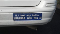 Bumper Sticker - Lake City FL - If I Feel Any Better