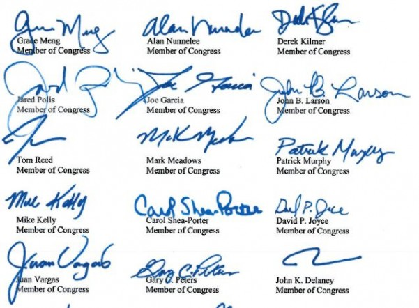 134 house members sign letter against academic boycott of israel