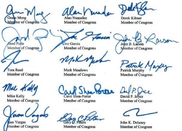 134 House Members Sign Letter Against Academic Boycott Of