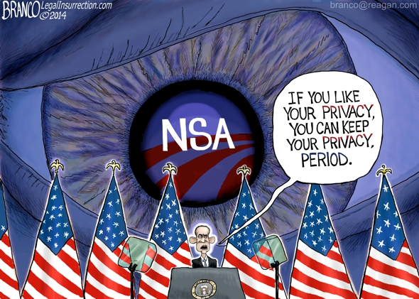 Obama NSA Speech