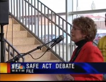 Martha Robertson SAFE Act