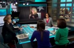 Melissa Harris Perry Wendy Davis Attacks Panel