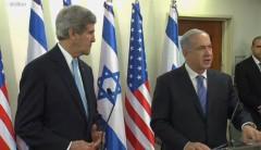 Netanyahu Kerry Press Statement 1-2-2014