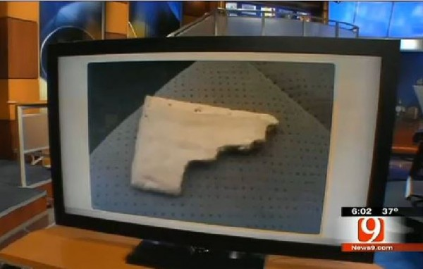 Pop Tart Gun Oklahoma Legislation
