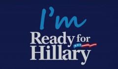 Ready for Hillary Logo