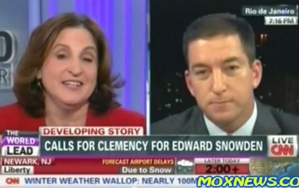 Ruth Marcus Glenn Greenwald