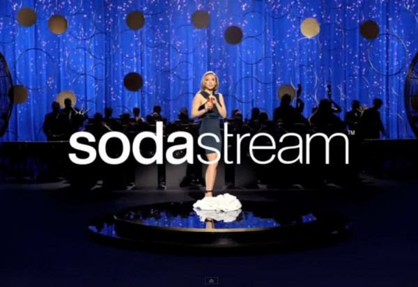 SodaStream 2014 Superbowl Commercial