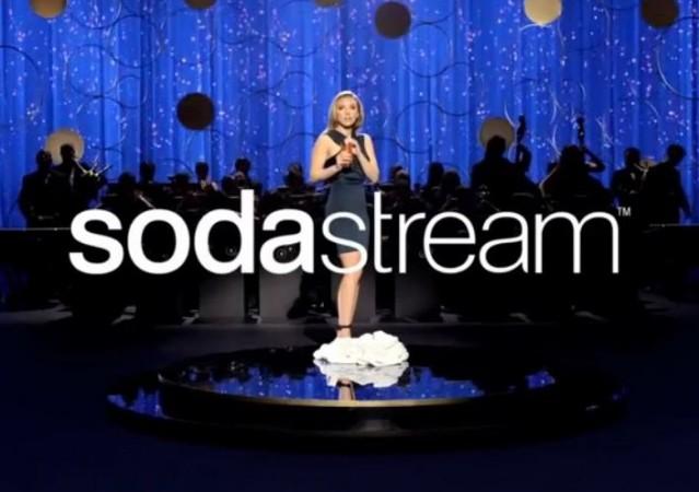 SodaStream 2014 Superbowl Commercial