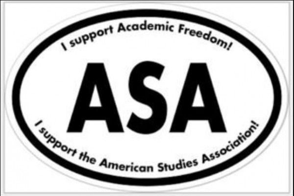 Sticker - ASA I support academic freedom