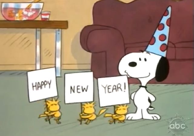 Happy New Year Charlie Brown Quotes: Inspiration