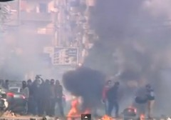 egypt-protesters-police