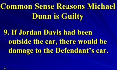 9 If Davis out car damage
