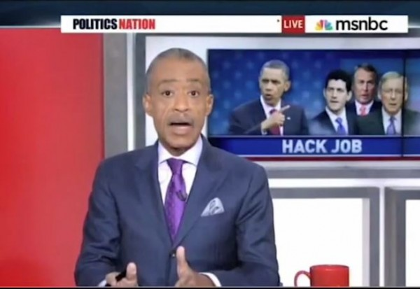 Al Sharpton Barack Obama Blaze Video Same Words