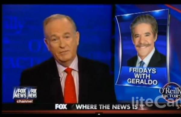 Bill O'Reilly Geraldo Obama Interview