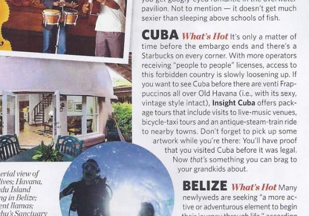 Bridal Magazine Cuba Hot