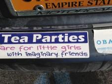 Bumper Sticker - Ithaca - Tea Parties for Little Girls