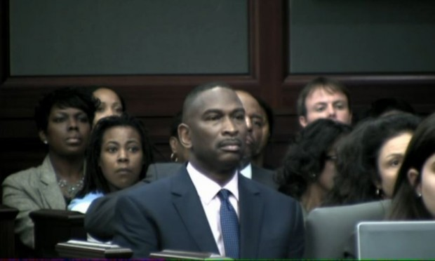 Father of Jordan Davis at Michael Dunn Trial