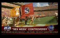 Fox News Sex Week Controversy University Tennessee