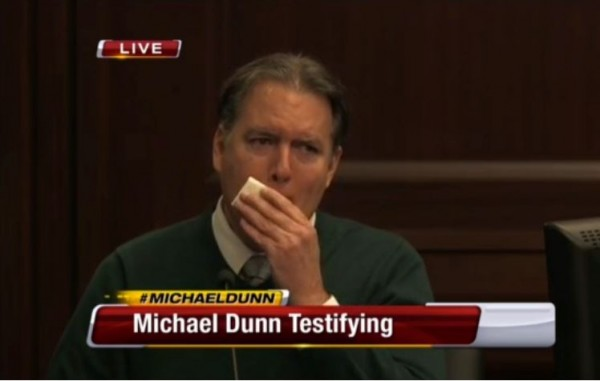 Michael Dunn Testifying