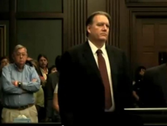 Michael Dunn as Verdict Announced